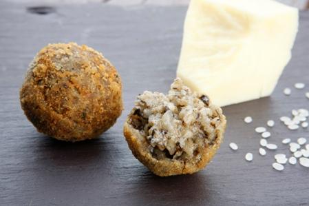 CAR330-Arancini-40G-Truffled-mushroom-glutenfree