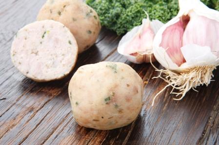 CBO302 Meatballs chicken lemongrass