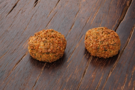 CMED212 Falafel with spinach