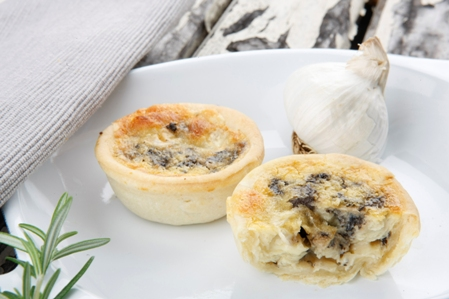 CQC5013 Quiches mushroom and brie
