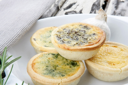 CQC506 Quiches assorted