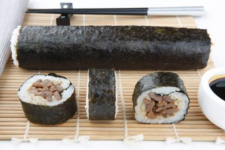 CSHI066 Sushi beef whole