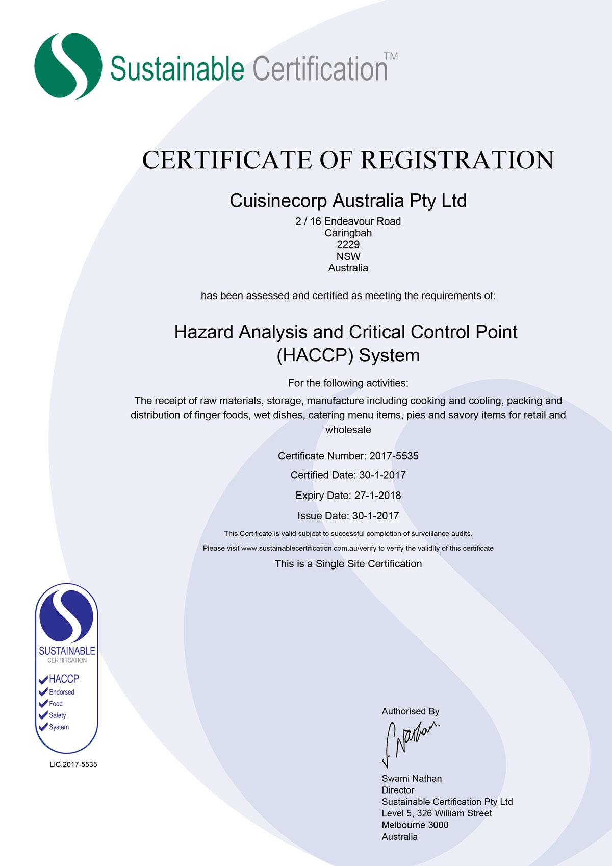 HACCP_CCA_Certificate
